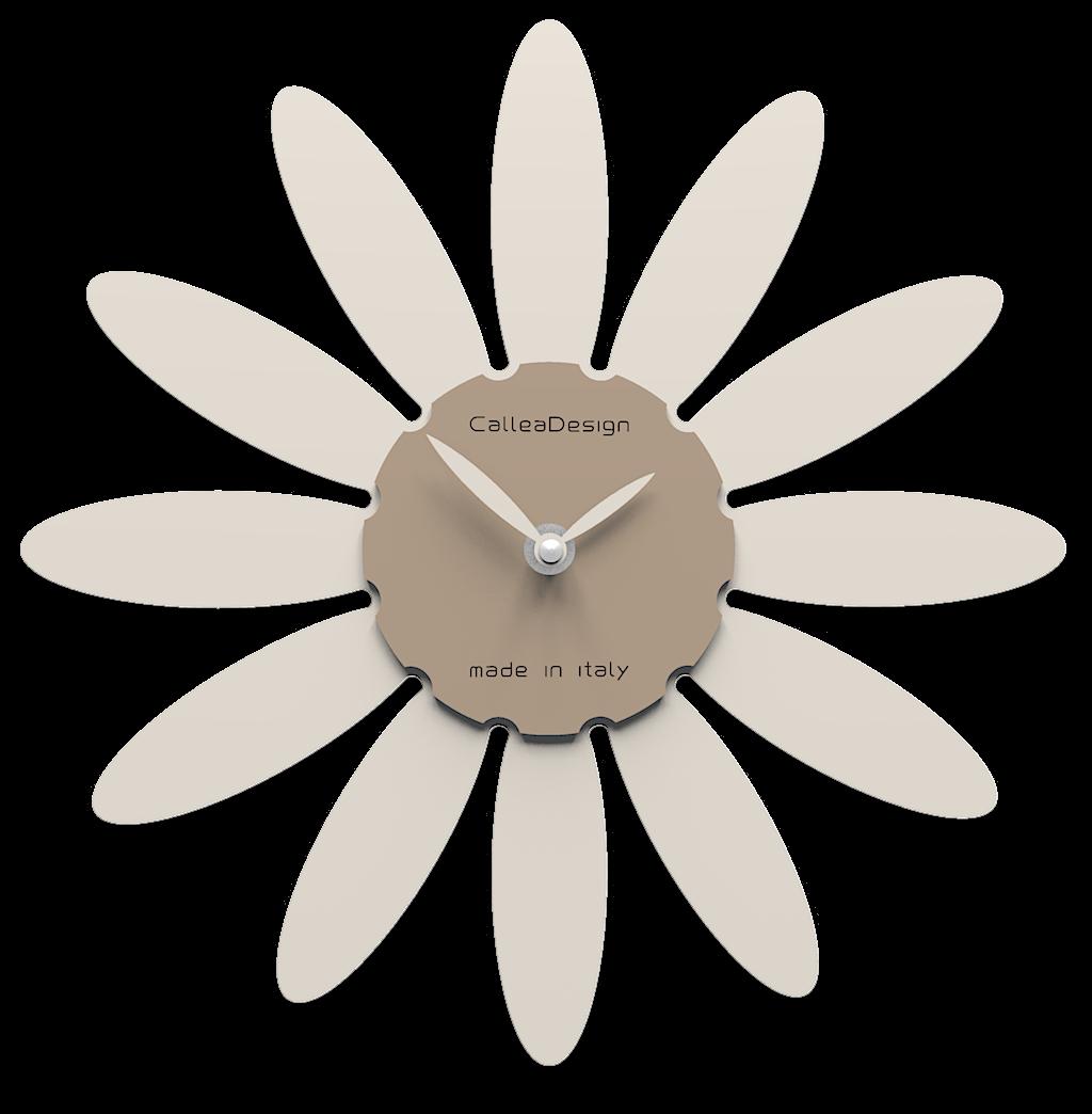 Orologio da muro margherita callea design for Orologio da muro farfalle