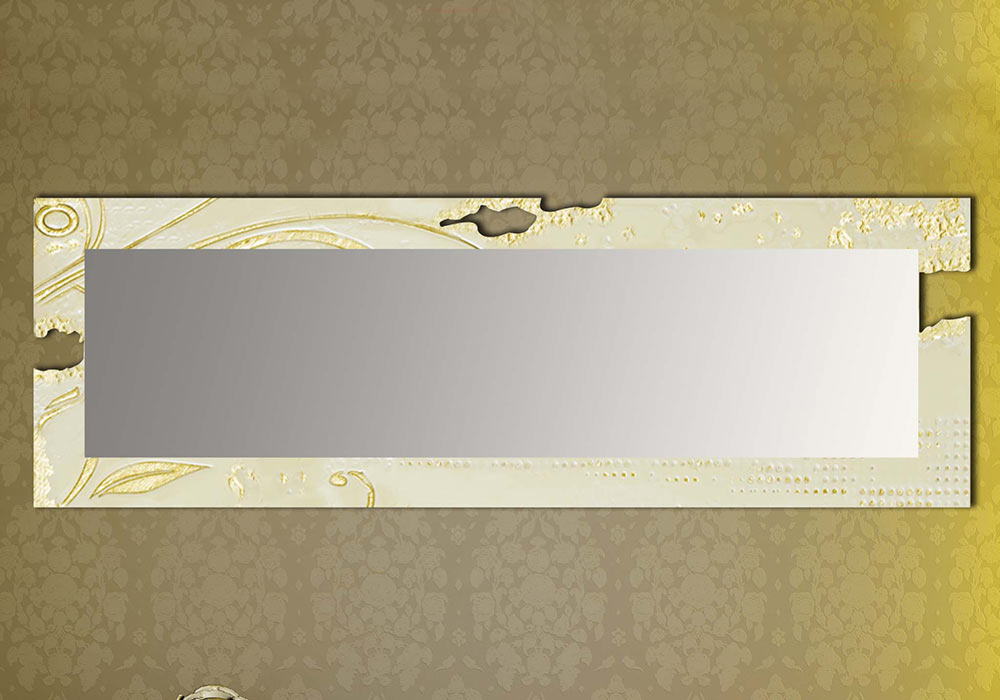 Specchio dal design moderno - LaserArt - Il più vasto assortimento ...