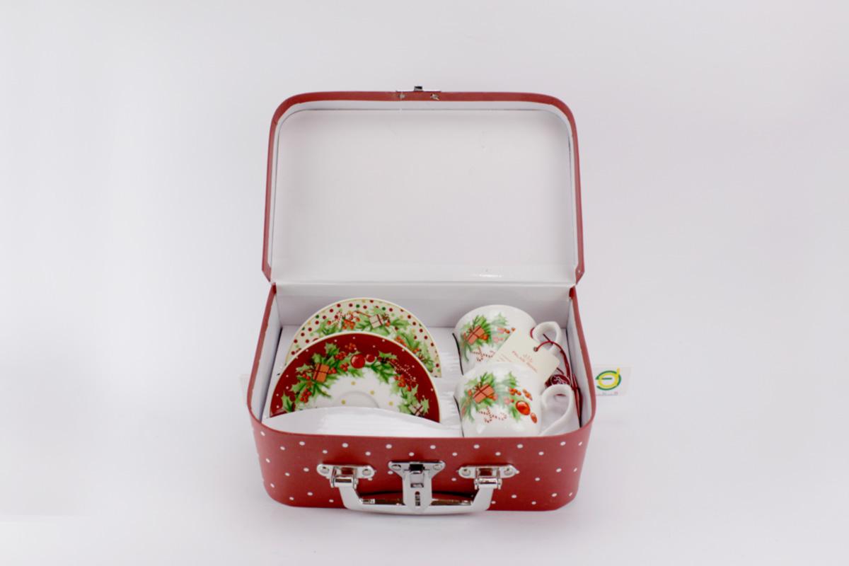 abbastanza Set 2 tazze natalizie - Di Cristofalo Bomboniere On Line. Confetti  HY36