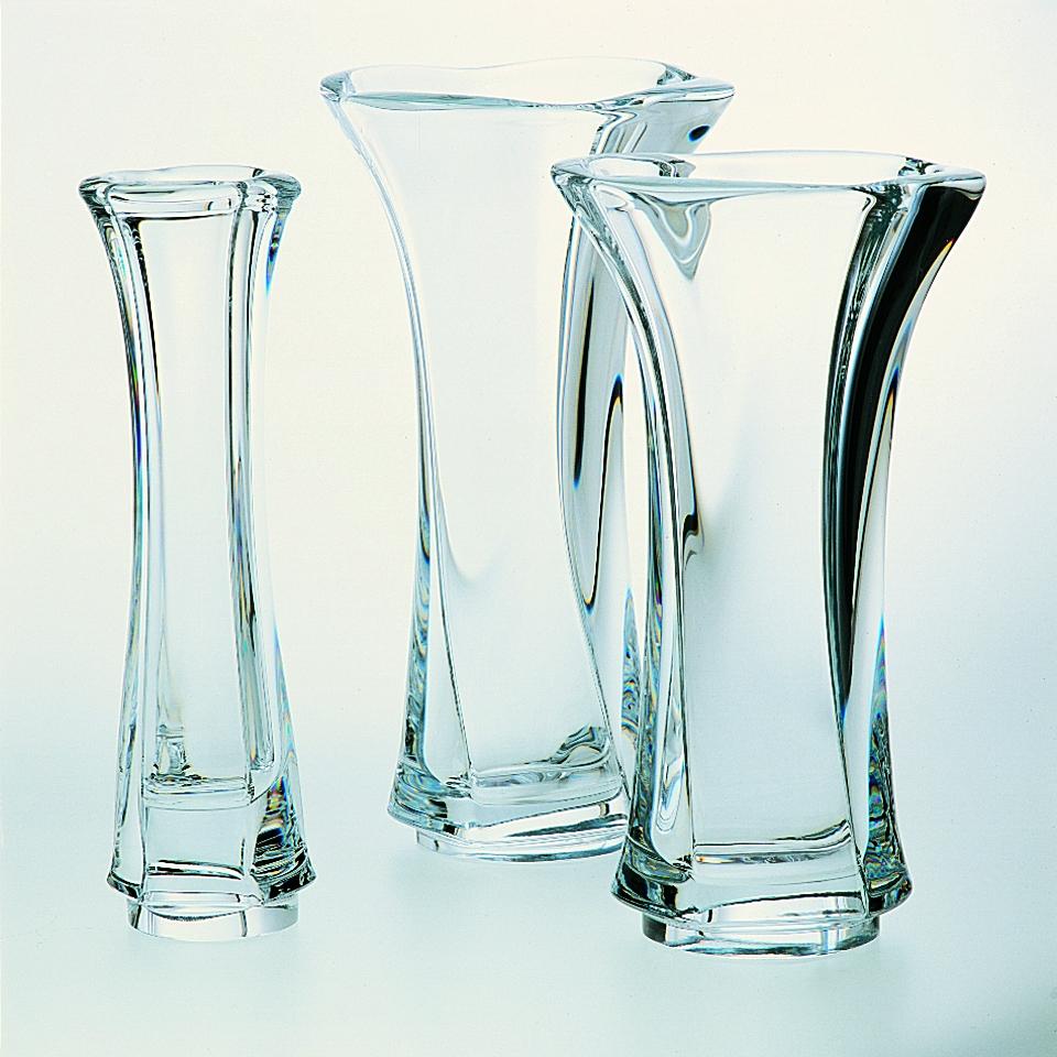 Vaso in cristallo in offerta cristal s vres for Vasi ermetici vetro