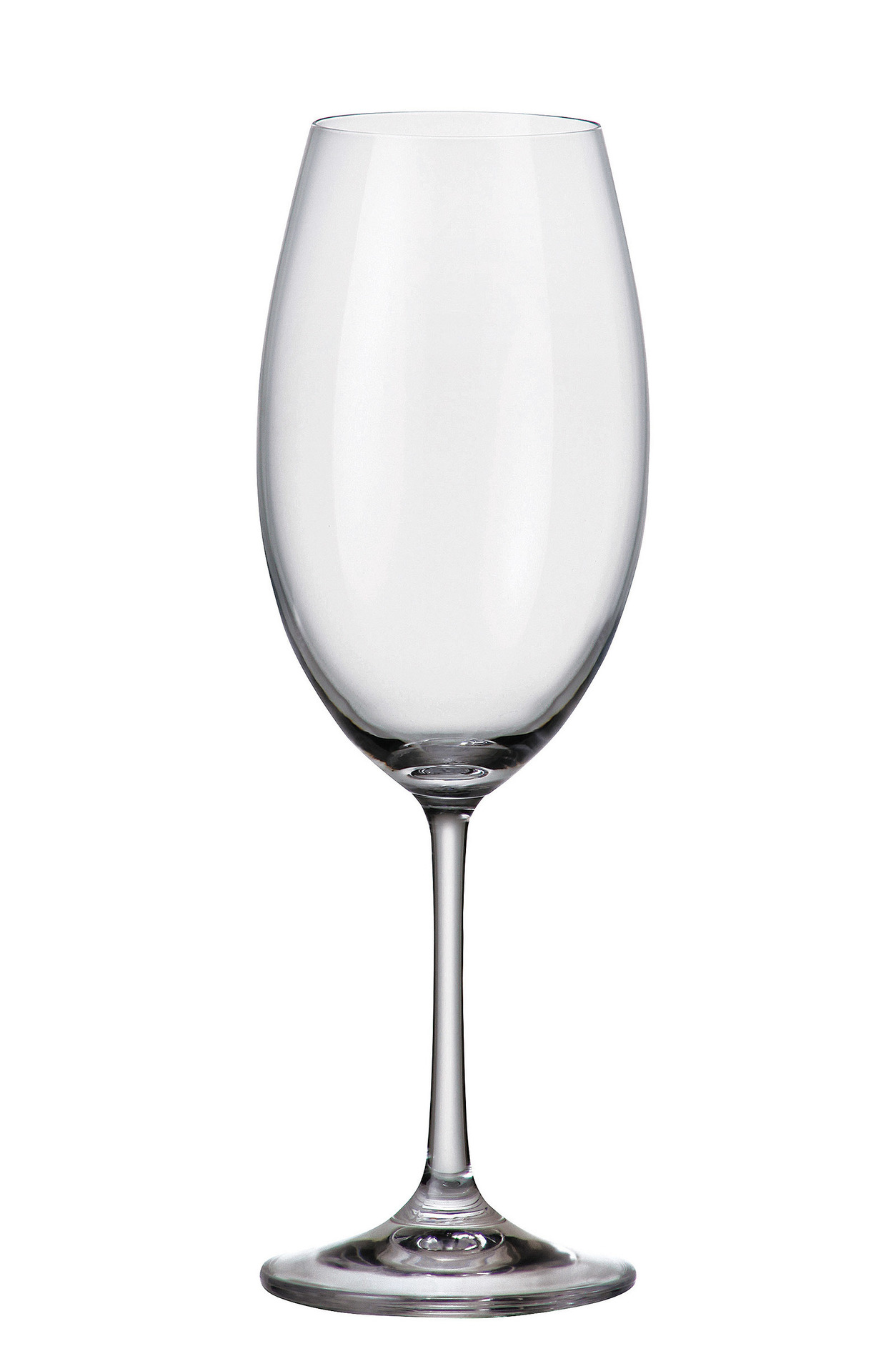 Set 6 bicchieri vino bianco barbara in cristallo bohemia for Bohemia bicchieri