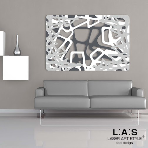 Quadro moderno quadro pannello parete moderno taglio for Oggettistica design moderno