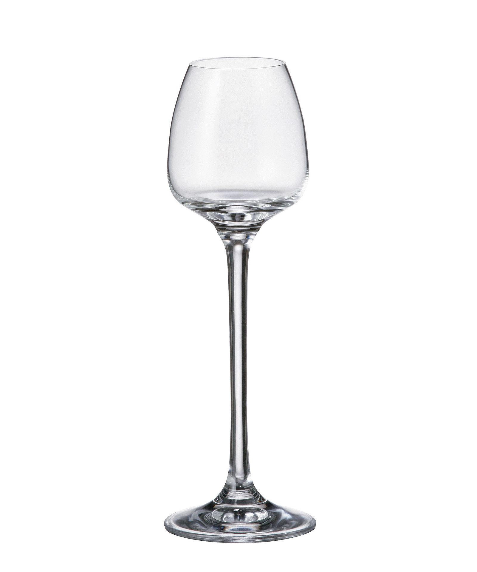 Set 6 bicchieri flute alizee in cristallo bohemia di for Bohemia bicchieri