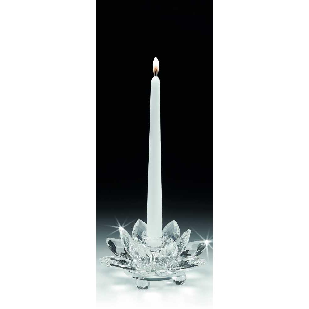 Candeliere Cristallo Ninfea Grandee Ranoldi