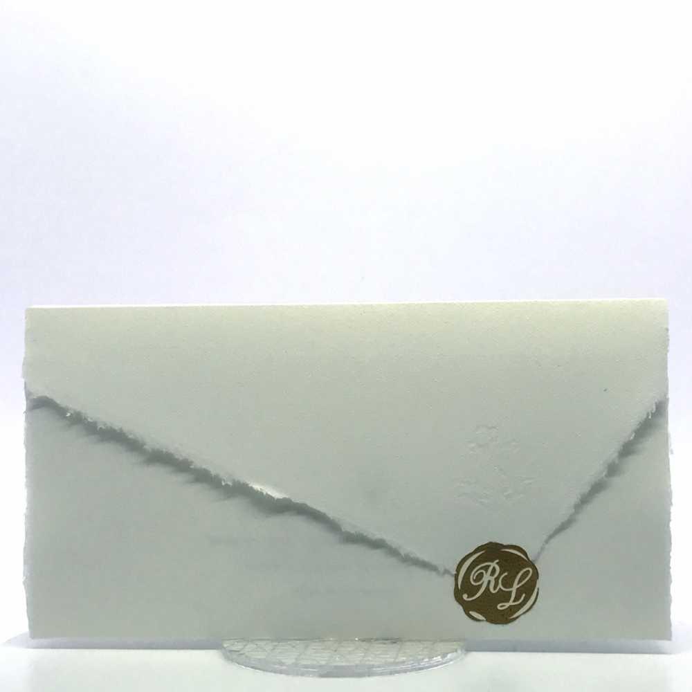 Partecipazioni Matrimonio Carta Amalfi.Partecipazione Di Nozze In Carta D Amalfi