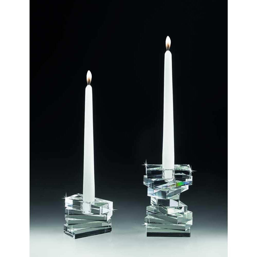 Candeliere Segment In Cristallo Ranoldi