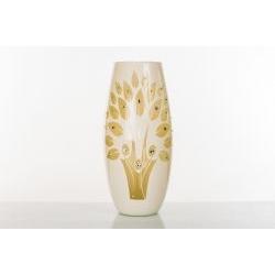 Vaso con Albero della Vita dorato - BOMBONIERE SOLIDALI