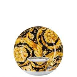 Piatto + Tazza Tè VANITY Rosenthal Versace 25 ANNI