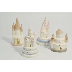 Lampada forma Castello giocattolo Bimba