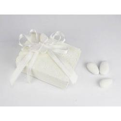 Scatola porta confetti farfalla bomboniera per matrimoni