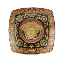 Centrino MEDUSA ROSSA cm.18 Rosenthal Versace