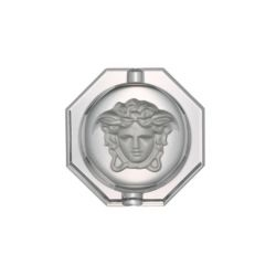 Posacenere MEDUSA CRYSTAL cm.16 Rosenthal Versace