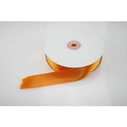 Nastro in raso arancione chiaro