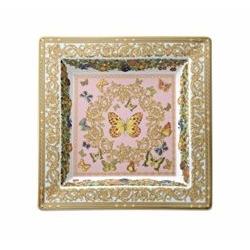 Coppa quadra LE JARDIN cm.22 Rosenthal Versace