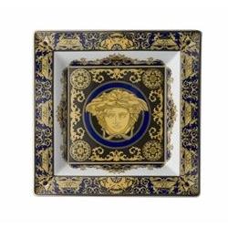 Coppa MEDUSA BLU cm.22 Rosenthal Versace