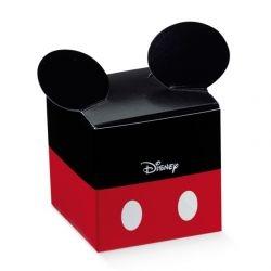 Cubo portaconfetti Disney Mickey's Red&Black
