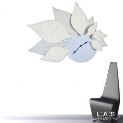 Orologi da parete astratto- Laser Art Style