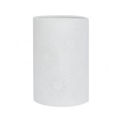 Lampada grande ovale in porcellana - L'OCA NERA