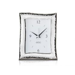 Sveglia linea Pearl argentata - Atelier