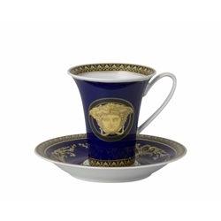 Tazza caffè MEDUSA BLU Rosenthal Versace