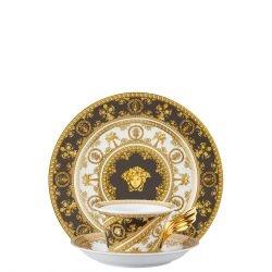 Piatto + Tazza Tè I LOVE BAROQUE Rosenthal Versace 25 ANNI