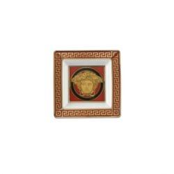 Coppa MEDUSA ROSSA cm.8 Rosenthal Versace
