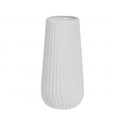 Lampada plissé bassa in porcellana - L'OCA NERA
