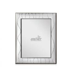 Portafoto linea Curtain argentato - Atelier
