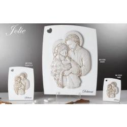 Capezzale Sacra Famiglia Jolie