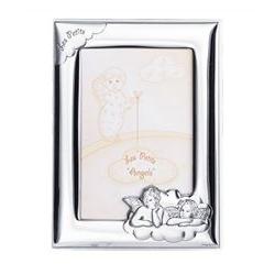 Cornice portafoto con gli angioletti di raffaello - 13x18 cm