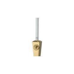 Candeliere MEDUSA GOLD 20 cm Rosenthal Versace
