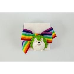 Scatolina porta confetti multicolore Riccio - BOMBONIERE SOLIDALI