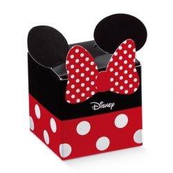 Cubo portaconfetti Disney Minnie's Red&Black