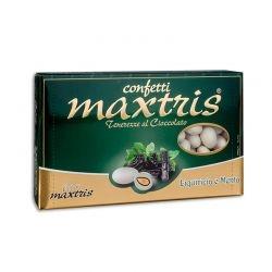 Confetti Maxtris Liquirizia e Menta