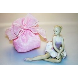 Bomboniera - Ballerina in porcellana