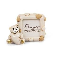 Bomboniera portafoto orsetto nascita battesimo - Memory 2016