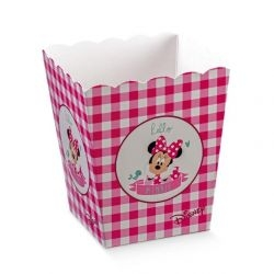 Vaso Disney Minnie's Party Rosa Piccolo
