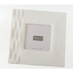 Portafoto quadrato White Wald