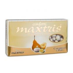 Confetti Maxtris Caramello e Pera