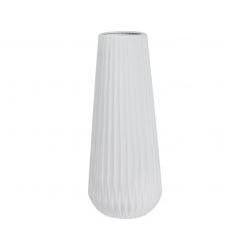 Lampada plissé alta in porcellana - L'OCA NERA