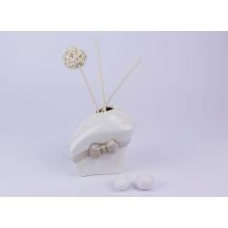 Profumatore d'ambiente in porcellana bomboniere per matrimoni