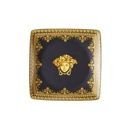 Coppa quadra I LOVE BAROQUE 12 cm Rosenthal Versace I tesori del mare