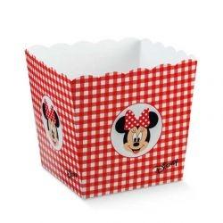 Vaso Disney Minnie's Party Rosso Grande