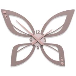 Orologio da parete farfalla