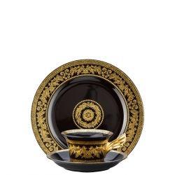 Piatto + Tazza Tè GOLD BAROQUE Rosenthal Versace 25 ANNI