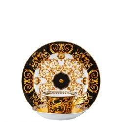 Piatto + Tazza Tè BAROCCO Rosenthal Versace 25 ANNI