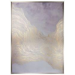 Quadro stampa serigrafica 100x140 con cornice - L'Oca Nera