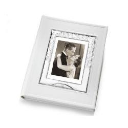 Album con Portafoto esterno linea Albero della vita 25esimo argentato - Atelier