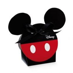 Scatola portaconfetti Disney Mickey's Red&Black