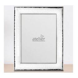 Portafoto linea Pearl argentato - Atelier